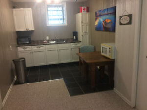 Furnished Separate Entrance One Bed Suite Avail July 1