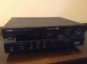 Yamaha Natural Sound AV Receiver RX-V496 220 watt