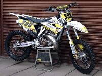 Husqvarna TC 250 2015. Delivery Available *Credit & Debit Cards Accepted*