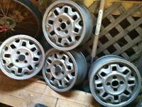 """roue, rim, jantes volkswagen VW 13"""" et 14"""""""