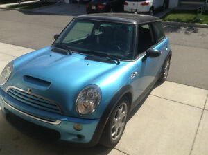 2005 MINI Mini Cooper S Hatchback