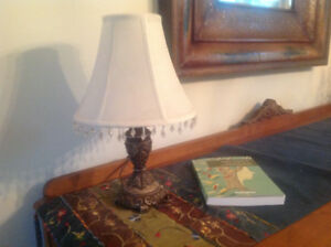 Lampe sur table