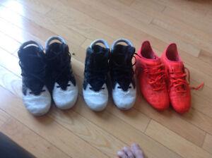 Souliers de football et soccer