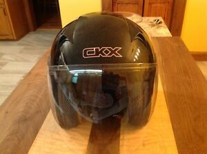 CKX Extra Large Mens Helmet with Full Face Mask