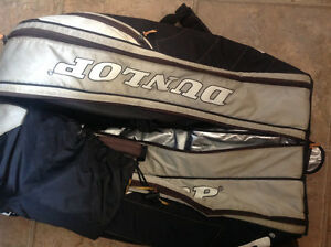 Dunlop Aerogel 12 Pack Tennis Bag Fits up to 12 rackets Bag Oakville / Halton Region Toronto (GTA) image 5