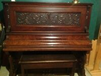 Beautiful Vintage Bell Piano