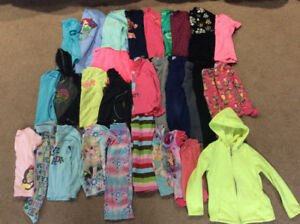 5t Girl's Name Brand Clothes- 30 Pieces
