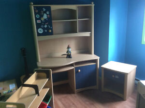 3 piece child bedroom set