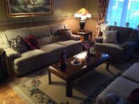 Ensemble de sofa - Set de salon