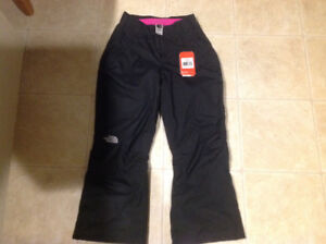 brand new North Face snow pants