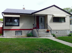 Live 1 block from River Valley - Centrally 2-Bdrm House & Garage