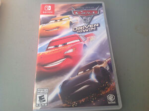 Cars 3 Driven to Win for the Nintendo Switch