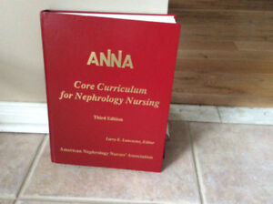 ANNA Core Curriculum for Nephrology Nursing