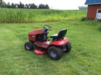 Riding LawnMowers & Push Mowers