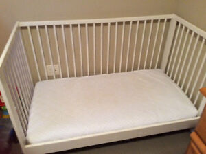 2 cribs/toddler beds for sale