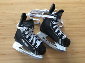 Bauer youth skates -size 7