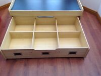 Great Little Trading Company Play/Storage Table
