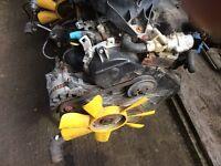 Ford transit smily engine 2.5 cc diesel