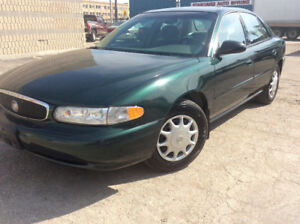 2004 Buick Century 150000km no rust Saftied cold Ac