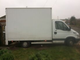Iveco daily box van