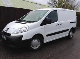 Peugeot Expert 1.6HDi 90 L1 H1 Only 45,000 Miles....