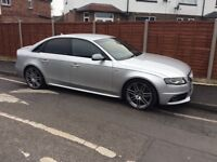 AUDI S4 3 LTR V6 6 SPEED MANUAL 455 BHP 11 PLATE