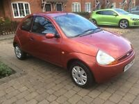 FORD KA 1.3 STYLE ONLY 24,000 MILES FROM NEW