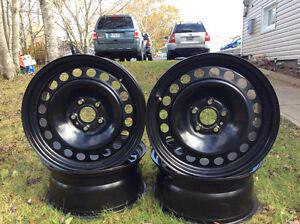 Set of 4 Dodge Wheels For Sale!
