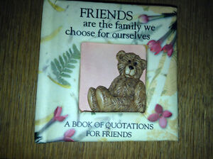 SPECIAL GIFT BOOK OF QUOTATIONS FOR FRIENDS