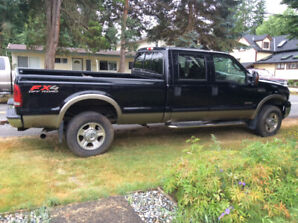2006 Ford one ton 4x4