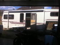 26ft fifth wheel for sale in great shape ready for summer