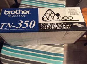 TN350 Toner cartridge.