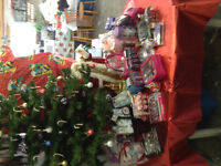 Huge Christmas sale in rocky man house