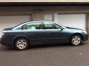 2002 Nissan Altima 2.5S Aut 4p 4cyl 1250$ 438 320 9291