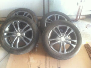 Nice rims fits all cars 6 bolt 16inch
