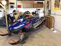 2006 Polaris IQ Switchback 144""