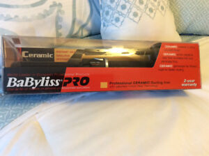 Brand New Babyliss Pro Ceramic Curling Iron