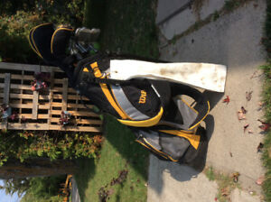 Full golf club set