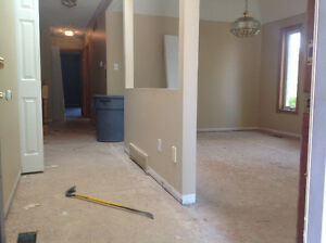 WE'RE NOT AMATEURS! 24/7 FLOOR REMOVAL EXPERTS!  289.456.4083 Kitchener / Waterloo Kitchener Area image 1