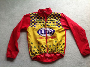 Nylon Cycling Jacket...size XL...LOUIS GARNEAU