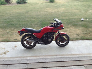 Kawasaki gpz 550 for sale