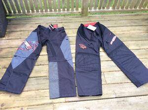 Motorcross riding pants for sale