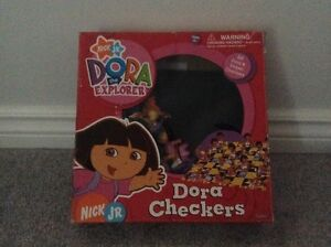 Dora The Explorer Checkers Kitchener / Waterloo Kitchener Area image 1