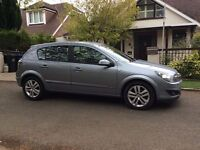 VAUXHALL ASTRA 1.8 MODEL 2008 MDEL DIESEL SPORT 1 LADY OWNER FROM NEW Ford Renault Kia seat