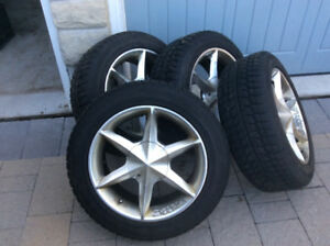 Winter tires for Mercedes