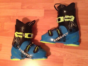 Bottes de skis alpin junior grandeur 5.5