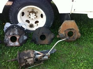 Ford Bellhousings and Trasmissions For Trucks