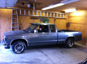 89 GMC S15-ALMOST DRIVE IN READY