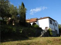Lunigiana Tuscany renovated village house