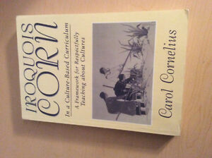 Textbook for sale - Iroquois Corn: In a culture-based curriculum London Ontario image 1